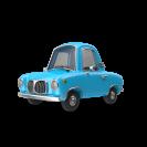 Cartoon Car.I15.2k